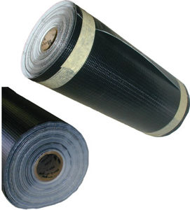 """Picture of Aerial 3 Ply Flagging 12"""" x 100'"""