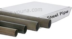 """Imagen de Black Steel Pipe 2""""x24"""""""