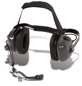 "Picture of Tekk Rugged ""Behind the Head"" Light Headset with Mic, for Tekk XT/GT/NT Models HS-9000 BH"