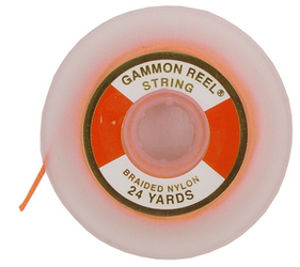Imagen de Gammon Reel® Nylon String Refill, 24 yd Red-Orange
