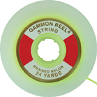 Picture of Gammon Reel® Nylon String Refill, 24 yd Flo Yellow