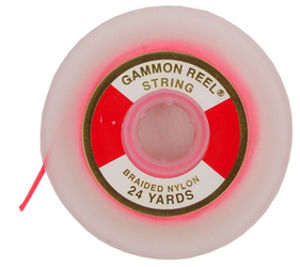 Picture of Gammon Reel® Nylon String Refill, 24 yd Flo Red