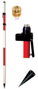 Imagen de Seco 8.5 ft Quick-Release Prism Pole - Adjustable Tip 5700-10