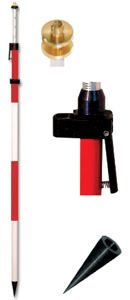 Picture of Seco 2.6 m Quick-Release Pole - Adjustable Tip 5720-10