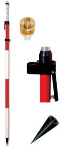 Imagen de Seco 8.5 ft Quick-Release Prism Pole - Fixed Tip 5712-10