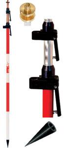 Imagen de Seco 12 ft Quick-Release Prism Pole - Adjustable Tip 5700-20