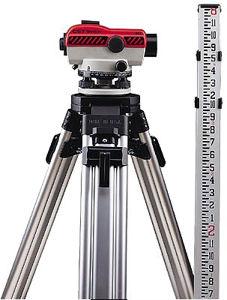 Imagen de CST 55-SLVP28N 28X SAL Automatic Level Kit