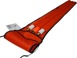 Picture of Seco Range Pole Protective Bag 8170-00-ORG
