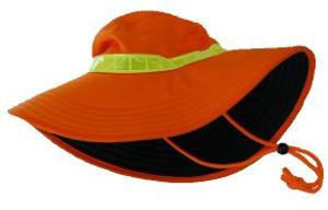 Imagen de Orange Floppy Hat