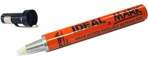 Imagen de Ideal Valve Action Black Marker, 12 count