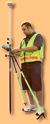 Imagen de Seco GPS Carbon Fiber Rover Poles 5129-50