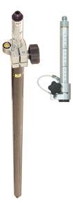 Picture of Seco 8.5ft (2.6m) Carbon Fiber Robotics Prism Pole 5129-53