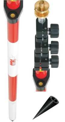 Picture of Seco 15ft Prism Pole TLV 5500-30