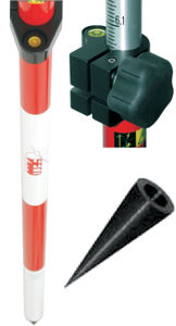 Picture of Seco 8.5ft Prism Pole TLV 5500-11