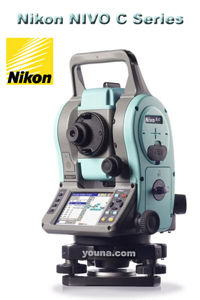 Picture of Nikon Nivo C Series Total Station