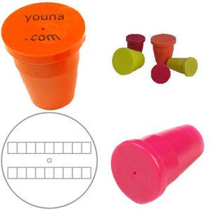 Imagen de Plastic Caps