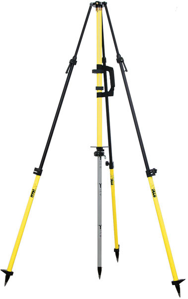 Picture of Seco Precise GPS Antenna Tripod, 2-meter Graduated Collapsible Tripod 5119-00