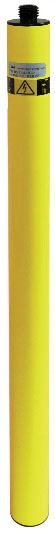 Picture of Seco GPS Metric 50 cm Extension/1.25 inch OD Range Pole 5144-00
