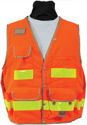 Picture of Seco Safety Utility Vest with Back Pack 8068