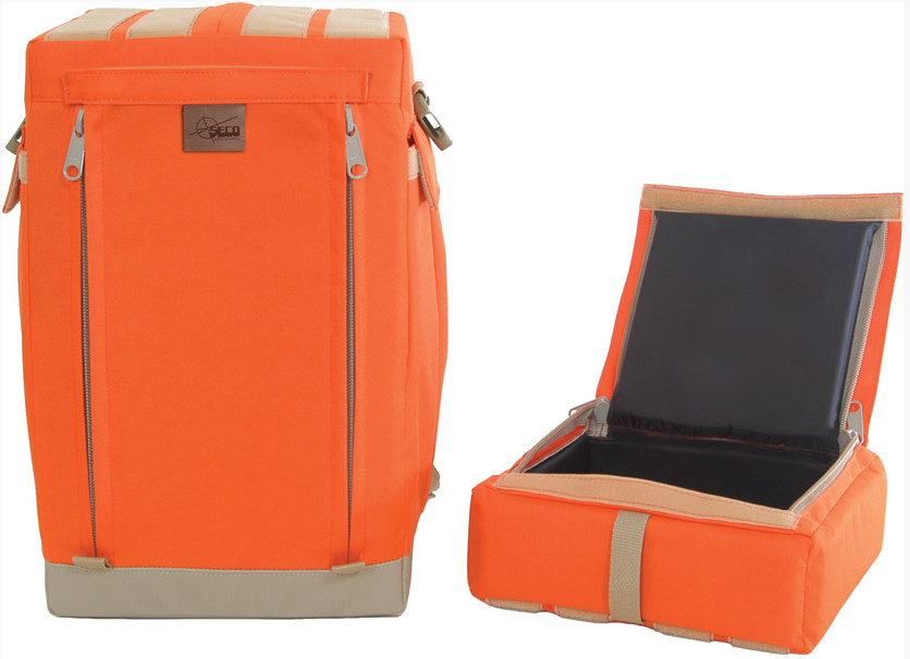 Picture of Seco Front-Loading Total Station Field Case 8120-00-ORG