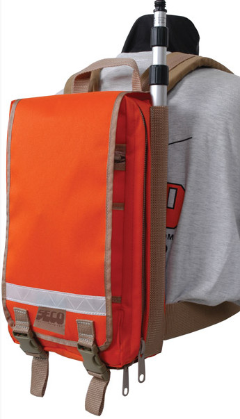 Picture of Seco Small GIS Backpack 8125-50-ORG