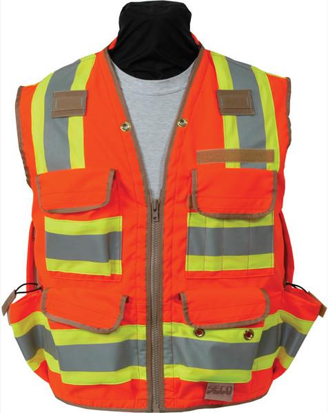 Imagen de Seco Safety Utility Vest 8265