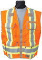 Picture of Seco U.S. and Canadian Dual Standard Safety Utility Vest 8260