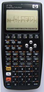 Imagen de Hewlett-Packard HP 50g Graphing Calculator 882780502291