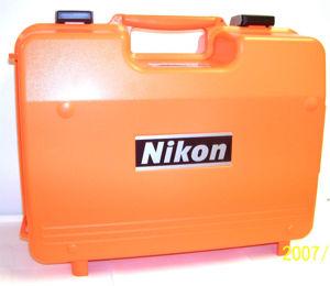 Imagen de Nikon Plastic Instrument Case for DTM-500/501/502/602/801 Series