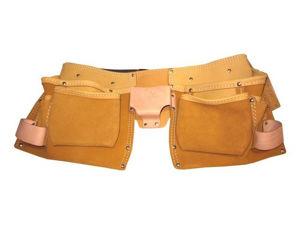 Imagen de 11 Pocket Leather Carpenter Tool Apron 427X