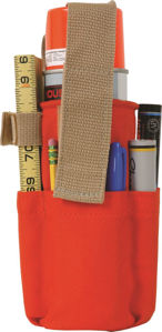 Picture of Seco Spray Can Holder with Pockets 8098-10-ORG