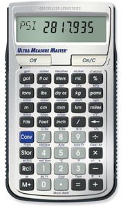 Picture of Calculated Industries Ultra Measure Master Conversion Calculator 8025