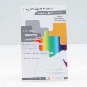 Imagen de Nomad Screen Protectors Ultra Clear 2-Pack 67201-08