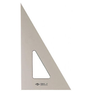 "Imagen de Alvin SK360 4"" Smoke Triangle 30/60 Degrees"