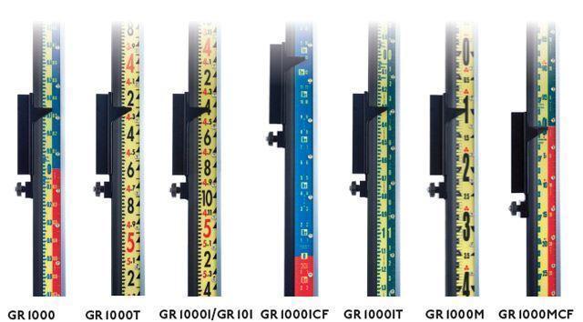 Imagen de LaserLine GR1000T 10' Direct Elevation Rod Tenths