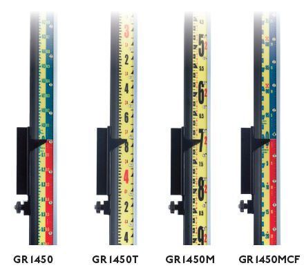 Picture of LaserLine GR1450CF 15' Direct Elevation Cut and Fill Lenker Rod Tenths