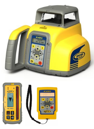 Picture of Spectra Precision Dual Grade Laser GL422N