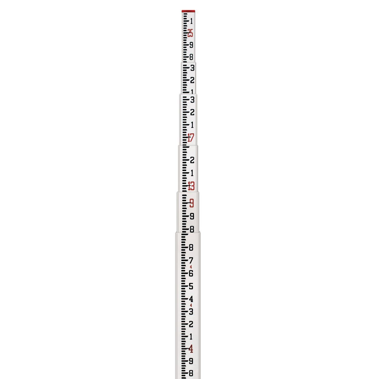 Imagen de SitePro SCR 25-ft Fiberglass Leveling Rod (CR)-10ths, 11-SCR25-T