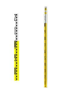 Picture of Seco Fiberglass 5 m Rectangular Series (CR) — 0.5 cm Grad