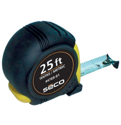 Picture of Seco 25 ft- Heavy-Duty Tape - 10ths/Metric - 4769-01