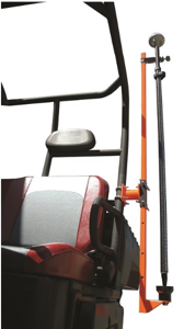 Picture of Seco UTV Round Roll Cage Transporter for GPS Rods - 5114-40-01