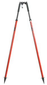 Imagen de Seco Quick Lever Bipod with Thumb Release Legs- RED - 5217-50-RED