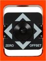 Imagen de Seco Mini Stakeout Prism with Site Cones - Flo Orange - 6405-10-FOR