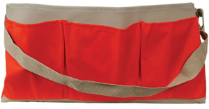 Picture of Seco 24 Inch Stake Bag with Heavy-Duty Rhinotek and Center Partition- 8096-20-ORG