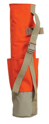 Picture of Seco 36 Inch Lath Bag with Heavy-Duty Rhinotek - 8100-20-ORG