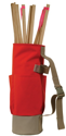 Picture of Seco 24 inch Lath Bag with Heavy-Duty Rhinotek - 8103-20-ORG