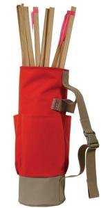 Imagen de Seco 24 inch Lath Bag with Heavy-Duty Rhinotek - 8103-20-ORG