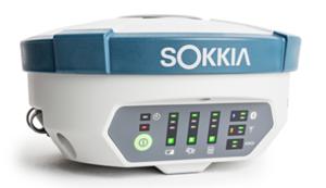 Picture of Sokkia GRX2 Dual GD UHFII Kit- 1001850-02