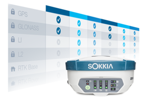 Picture of Sokkia OAFs for GRX2- 1001855-02