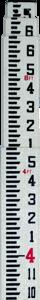 Picture of Sokkia 16ft Fiberglass Rod, tenths - 1005152-01